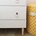 Grey Dresser with Legs