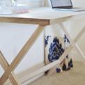 X-Leg Desk